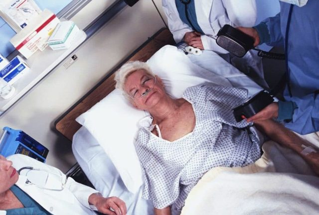 Смерть от инсульта: признаки кровоизлияния в мозг