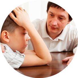 У ребенка болит голова: различные причины недомогания