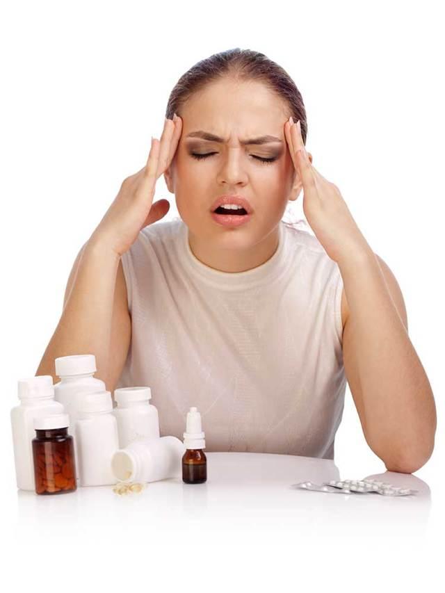 Профилактика мигрени: медикаментозные и народные средства