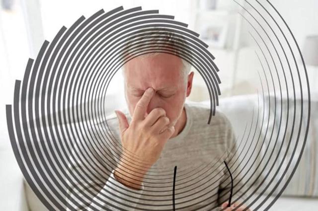 Головокружение у мужчин: диагностика причин состояния