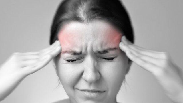 Головная боль напряжения у детей и взрослого человека