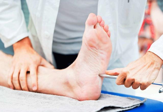 Полинейропатия конечностей: причины, диагностика, лечение