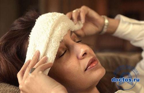 Насморк, головная боль: способы побороть простуду