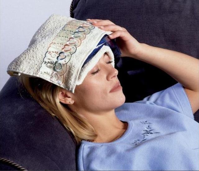 Как снять головную боль различными средствами