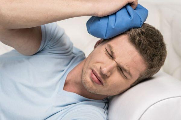 После удара головой: первая помощь после травмы