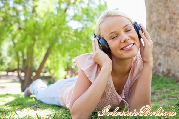 Музыка от головной боли: лечебный эффект звука