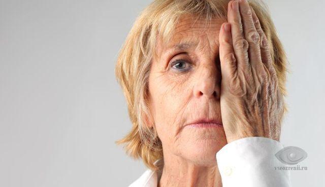 Расплывается в глазах: причины ухудшения зрения