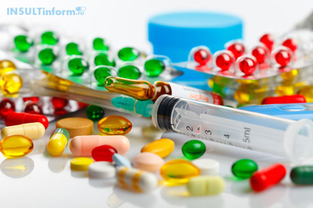 Профилактика инсульта различными средствами